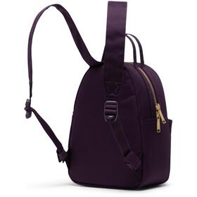 Herschel Nova Mini Backpack 9l blackberry wine